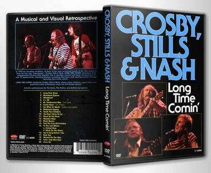Crosby, Stills & Nash - Long Time Comin' (2005)  DVD5