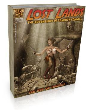 Lost lands issue 1 complete