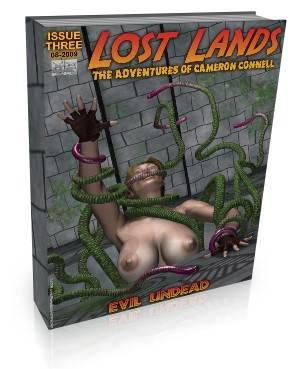 Lost lands issue 3 complete