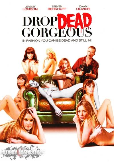 ����� ��������� ����� / Drop Dead Gorgeous (2010/DVDRip/1400Mb/700Mb)