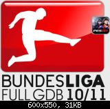 Bundesliga 10/11 Full GDB For PES 2011
