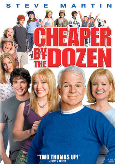 Оптом дешевле / Cheaper By The Dozen (2003 г. / DVDRip) 2.17 Gb