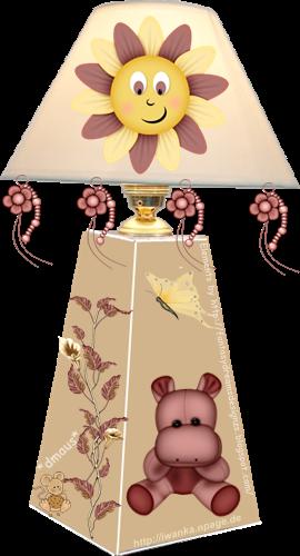 Iwankas lampe