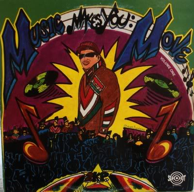 Tony D - Music Makes You Move (1989)