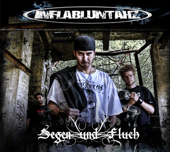 Inflabluntahz-Segen und Fluch-2CD-DE-2010