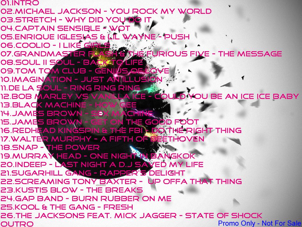 Funky Disco Mix!