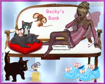 Beckys Bank