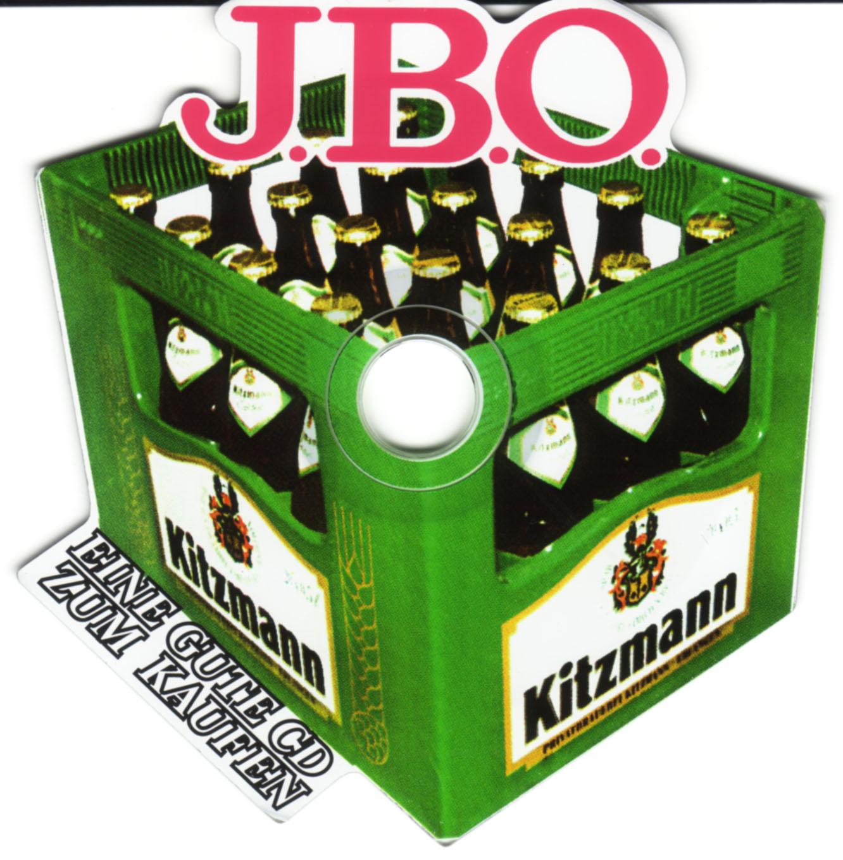 J.B.O.-Eine Gute CD Zum Saufen-1994