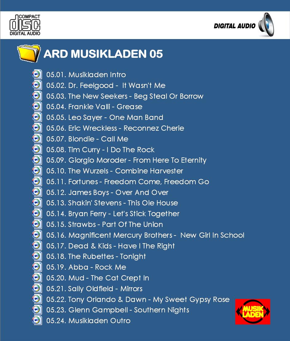 Ard Musikladen 05