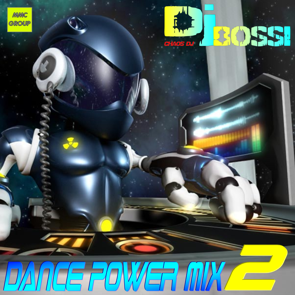 DJ Bossi - Dance Power Mix 2