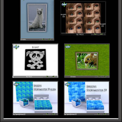 Blacky's Sims Zoo Update Sims3 12.07.2010 Rs38wohc