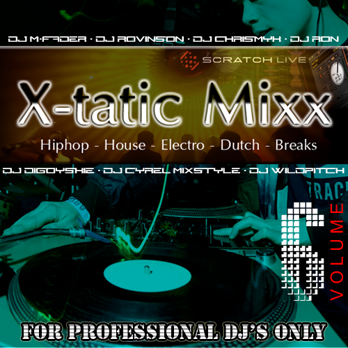 X-tatic Mixx Volume 6