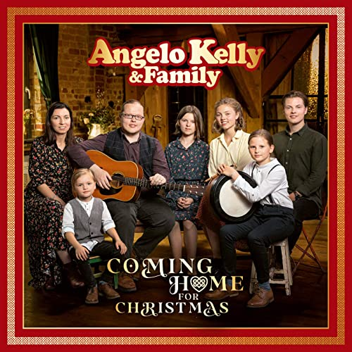 Angelo Kelly & Family — Coming Home For Christmas (2020)