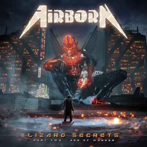 Airborn — Lizard Secrets — Part Two — Age of Wonder (2020)
