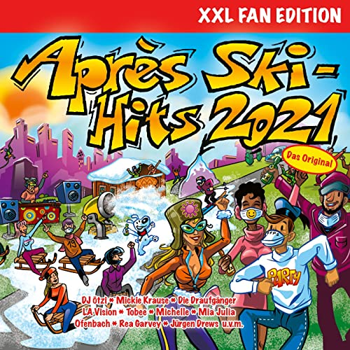 Apres Ski Hits 2021 (XXL Fan Edition) (2020)