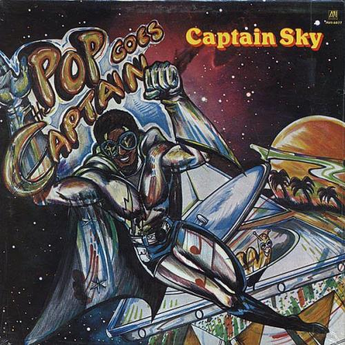 Captain Sky — Pop Goes The Captain (2020) FLAC